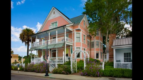 """Many people know this coastal town as one of the filming locations for """"Forrest Gump."""" Shrimp boat or not, the majestic beaches, history museum and outstanding Beaufort golf courses can make any summer vacation memorable. Beaufort also has landmarks rich in African-American, antebellum and Gullah culture. This town is a South Carolina gem."""