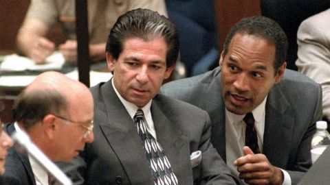 """<strong>Robert Kardashian: </strong>A close friend of Simpson and an attorney who would go on to participate in the trial as part of Simpson's defense team. Kardashian died at age 59 in 2003 from esophageal cancer.  His ex-wife, Kris, and his children, Kourtney, Kim, Khloe and Rob, became television stars with their reality show, """"Keeping Up With the Kardashians."""""""