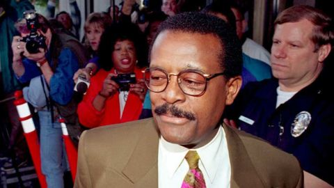 """<strong>Johnnie Cochran: </strong>During Simpson's 1995 trial, Cochran famously quipped, """"If it doesn't fit, you must acquit,"""" in reminding jurors during his summation that the former star football running back couldn't fit his hand inside a bloody glove found at the scene of the killings. Cochran died on March 29, 2005, at age 67, in his home in Los Angeles from an inoperable brain tumor."""