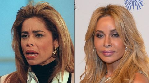 """<strong>Faye Resnick:</strong> Resnick was a friend of Nicole Brown Simpson who allegedly had a 30-minute conversation with her a short time before the murder. Today, Resnick is a television personality and interior designer, best known for her appearances on the reality show """"The Real Housewives of Beverly Hills.""""<br />"""