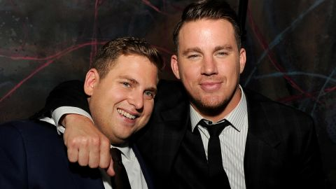 """Jonah Hill and Channing Tatum are a winning pair on and off the big screen. The """"21 Jump Street"""" co-stars and off-screen pals are reviving their bromance with the comedy """"22 Jump Street,"""" which opens June 13. Of their bond, Tatum told CNN, """"we just got really lucky."""""""