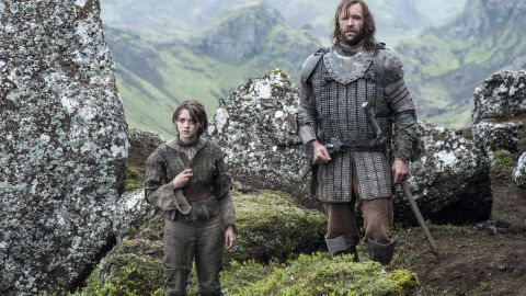 """With dozens episodes so far, including some that ran more than an hour, we can't imagine watching the first five seasons of """"Game of Thrones"""" in one sitting. But one Redditor <a href=""""http://www.reddit.com/r/AskReddit/comments/2llwhe/what_television_series_is_so_good_its_worth_binge/clw0ny9"""" target=""""_blank"""" target=""""_blank"""">claimed</a> to have watched three seasons in two and a half days, so anything's possible."""