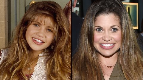 """Danielle Fishel came to fame playing '90s dream girl Topanga Lawrence. Fishel tried her hand at film with movies like """"National Lampoon Presents Dorm Daze"""" after the series ended, but she's now set to play the married-with-kids version of Topanga on 2014's """"Girl Meets World."""" The 32-year-old also made it a point to go back to school, and <a href=""""http://dfishel.tumblr.com/"""" target=""""_blank"""" target=""""_blank"""">she graduated from college in December 2012</a>. That following October, Fishel married Tim Belusko, whom she met while in school."""