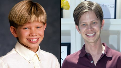 """Lee Norris played the very smart and very geeky Stuart Minkus, one of Cory's classmates. He later found fame as Marvin """"Mouth"""" McFadden on the TV drama """"One Tree Hill"""" and will reprise his role as Minkus on """"Girl Meets World."""""""
