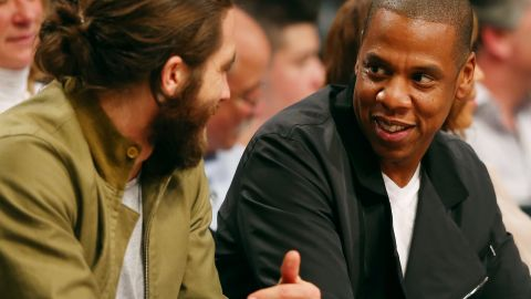 """<strong>Jay Z, father of one, on the inevitable:</strong> """"Everyone imagines they'll be a great dad until (their kids) are teenagers, saying 'Get away from me, Dad. You're embarrassing me!' """""""