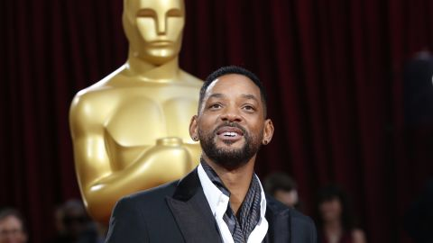 """<strong>Will Smith, father of three, on teaching economics:</strong> """"My daughter said, 'Daddy, are we rich?' I say, 'No, baby, you're broke. Daddy worked really hard.' """""""