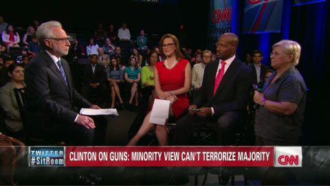 Crossfire TSR jones cupp respond to Hillary's gun comments_00034019.jpg