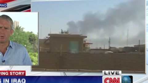 lklv robertson iraq oil refinery attacked_00001829.jpg