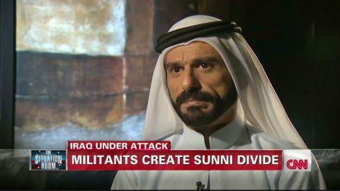 tsr dnt damon militants sunni divide _00014426.jpg