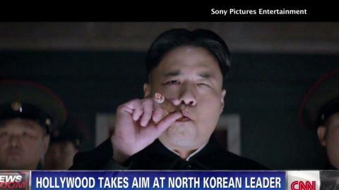 nr turner hollywood takes aim at north korean leader_00000804.jpg