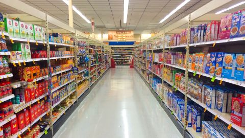 """On EWG's """"excessively fortified cereals"""" list are several brands of bran flakes, raisin bran and wheat flakes."""