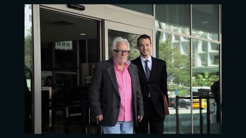 Sullivan and his attorney, Lavi Soloway, filed a petition in April asking immigration authorities to reconsider his case.