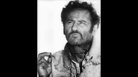 """Character actor <a href=""""http://www.cnn.com/2014/06/25/showbiz/obit-eli-wallach/index.html"""">Eli Wallach</a>, seen here in """"The Good, the Bad and the Ugly,"""" died on June 24, according to a family member who did not want to be named. Wallach was 98."""