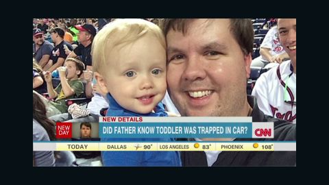 newday dnt victor blackwell toddler left in hot car dad_00014430.jpg
