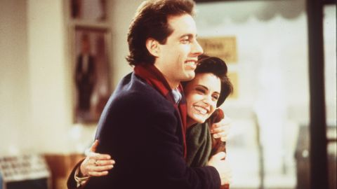"""We all love the main characters of Seinfeld, but did you know that some other famous faces got their start on the sitcom? Courteney Cox played Jerry's girlfriend Meryl in season 5's """"The Wife,"""" in which Jerry gets a discount at his dry cleaners and Meryl partakes by claiming to be Jerry's wife. The """"marriage"""" ends badly. Six months after her """"Seinfeld"""" debut, Cox debuted on """"Friends"""" as Monica Geller, a role that would last for 10 seasons."""
