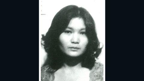 Yaeko Taguchi was 22 when she vanished on June 12, 1978.