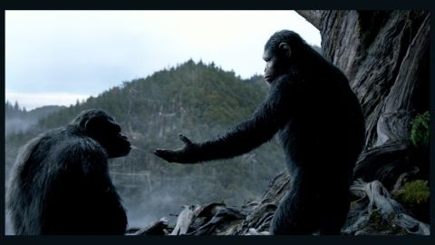"""""""Dawn of the Planet of the Apes,"""" directed by Matt Reeves, opened in theaters July 11."""