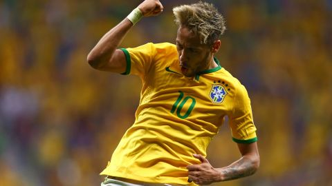 Brazil's golden-boy Neymar has been a shining light for the World Cup hosts, scoring four goals and an all important penalty against Chile in a tense shoot out that took them into the quarterfinals.