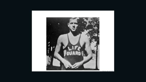 Reagan served as a lifeguard in his youth, eventually saving 77 swimmers over seven summers in Dixon, Illinois, according to the Ronald Reagan Presidential Foundation.