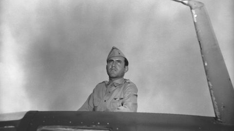 """Olympian and World War II hero <a href=""""http://www.cnn.com/2014/07/03/showbiz/movies/obit-zamperini-unbroken/index.html"""">Louis Zamperini</a>, the subject of the book and upcoming film """"Unbroken,"""" died July 2 after a recent battle with pneumonia. The 97-year-old peacefully passed away in the presence of his entire family, according to a statement."""