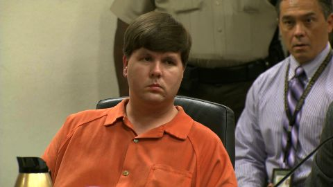 Justin Ross Harris in court on Thursday, July 3.