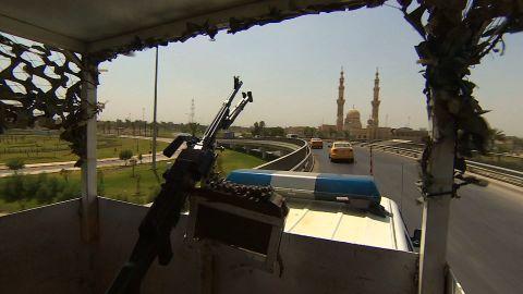 pkg elbagir iraq special forces patrol _00005002.jpg