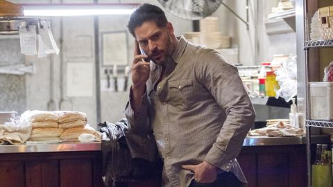 """Not that """"True Blood's"""" seventh season hadn't been breaking hearts left and right. After kicking off the final stretch of episodes with a surprising death (which you'll hear about next), the HBO staple axed Joe Manganiello's beloved werewolf, Alcide, in the third episode."""