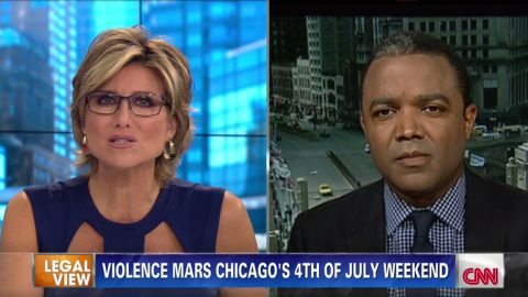 lv intv howell chicago violent weekend _00004030.jpg