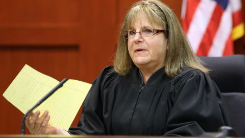 Judge Debra Nelson, who presided over the Zimmerman trial, also was the judge handling the Zimmerman vs. NBC case. In June, she ruled Zimmerman was not entitled to any money from the network, effectively dismissing his allegations that NBC portrayed him as racist by selective news editing.