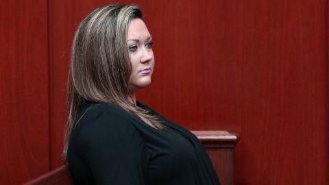 Shellie Zimmerman, ex-wife of George Zimmerman, filed for divorce in 2013.