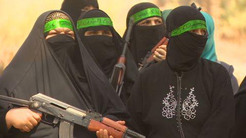 pkg damon iraqi women warriors_00010810.jpg