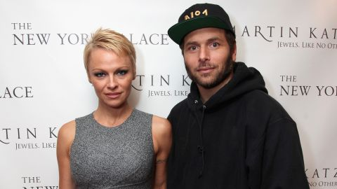 """Pamela Anderson and Rick Salomon didn't give up easily. Their second attempt at marriage appeared to fall short after Anderson filed for divorce in July 2014, six months after they wed. Anderson then tried to dismiss the divorce action, but<a href=""""http://www.people.com/article/pamela-anderson-rick-salomon-finalize-divorce"""" target=""""_blank"""" target=""""_blank""""> it finally went through in April</a>."""