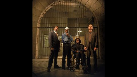 """Superb acting and fascinating storylines didn't keep HBO's show """"Oz,"""" about life inside a harrowing prison, from being snubbed."""