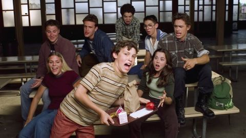 """For the initiated, """"Freaks and Geeks"""" was the coolest thing going, and fans went crazy when some of the cast reunited in 2011. Although the NBC show won an Emmy in 2000 for casting, it was never nominated for best series."""