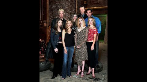 """How could the Emmy voters have missed the magic of Joss Whedon and his show that helped shape pop culture? His """"Buffy The Vampire Slayer"""" snagged a few noms for makeup, music and writing, but a nomination for best series was not in the cards for the WB/UPN show."""