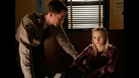 """""""Veronica Mars"""" won a legion of fans on TV and with its Kickstarter movie but not at the Emmys. It didn't earn a single nomination during its stint on UPN, which later became The CW network."""
