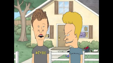 """""""Beavis and Butthead"""" blazed trails on MTV but not at the Emmys."""