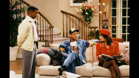 """Admit it: You still sing the theme song to """"The Fresh Prince of Bel Air."""" The wildly popular 1990s NBC comedy was nominated for one Emmy during its run: outstanding individual achievement in lighting direction for a comedy (!). And it didn't win. The show was shut out of all other Emmy nominations."""