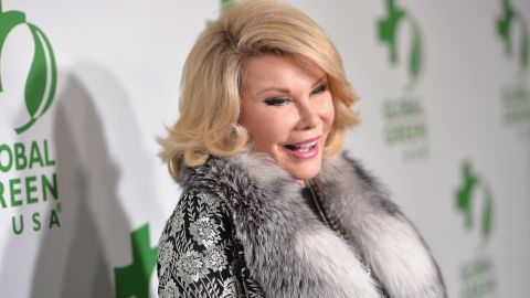 """Joan Rivers' interview with CNN's Fredricka Whitfield on July 5 went awry when Rivers took offense to Whitfield's line of questioning about her new book <a href=""""http://newsroom.blogs.cnn.com/2014/07/05/joan-rivers-storms-out-of-cnn-interview/?iref=allsearch"""" target=""""_blank"""">and walked out on the Q&A</a>. <a href=""""http://www.accesshollywood.com/joan-rivers-explains-her-cnn-walkout_video_2236037"""" target=""""_blank"""" target=""""_blank"""">Speaking to """"Access Hollywood</a>"""" after her angry exit, Rivers said she felt like she was being interrogated. """"It's not the Nuremberg Trials. She was going at me so negatively. ... It's a funny book,"""" Rivers said. """"It's like, you don't say to the Olsen twins, 'What's your favorite place to vomit?' ... I really did get mad."""""""
