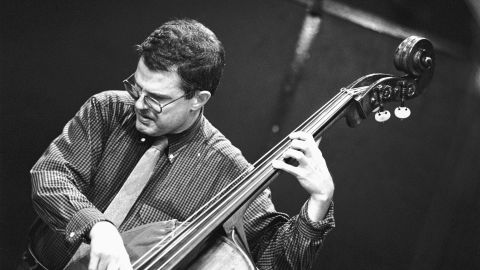 """Grammy-winning jazz bassist<a href=""""http://www.cnn.com/2014/07/13/showbiz/charlie-haden-obit/index.html"""" target=""""_blank""""> Charlie Haden</a>, whose music career spanned seven decades and several genres, died July 11, according to his publicist. He was 76."""