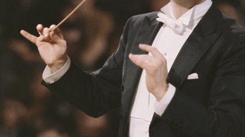"""Renowned conductor <a href=""""http://www.cnn.com/2014/07/13/showbiz/maestro-lorin-maazel-obit/index.html"""" target=""""_blank"""">Lorin Maazel</a> died from complications of pneumonia on July 13, according to his family. He was 84."""