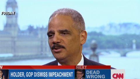 NewDay Inside Politics: Holder, GOP dismiss impeachment_00002915.jpg
