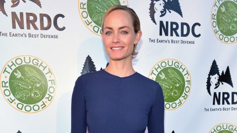 """Actress and model Amber Valletta had her """"coming out"""" as an addict during <a href=""""http://www.mindbodygreen.com/0-14348/how-i-live-with-addiction-every-day-amber-valletta.html"""" target=""""_blank"""" target=""""_blank"""">a recent speech for Mind Body Green.</a> Valletta admitted that she started trying to get high at the age of 8 and said, """"My hope is that someone, somewhere in this room, out of this room, will hear something that will help them and perhaps get them out of the shadows and the darkness of addiction and bring them into the light."""""""