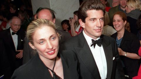 On July 16, 1999, John F. Kennedy Jr. and his wife, Carolyn Bessette-Kennedy, died in a plane crash off the coast of Martha's Vineyard in Massachusetts. Her sister was also aboard the plane.