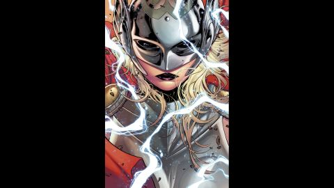 """It's a new day for the god of thunder: Thor will now be a woman, Marvel announced July 15. """"This is not She-Thor,"""" writer Jason Aaron said in a news release. """"This is not Lady Thor. This is not Thorita. This is THOR. This is the THOR of the Marvel Universe. But it's unlike any Thor we've ever seen before."""""""