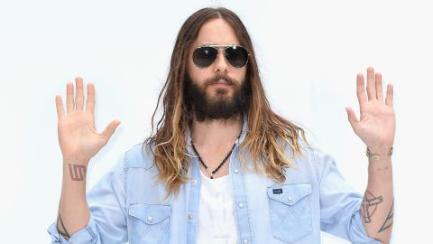 """<strong>Best:</strong> Jared Leto's #HotJesus hair and <a href=""""http://www.buzzfeed.com/mjs538/imagining-a-world-where-everyone-has-jared-letos-hair"""" target=""""_blank"""" target=""""_blank"""">the memes</a> it spawned has indisputably been one of the best parts of 2014, with <a href=""""http://www.huffingtonpost.com/2014/07/14/jared-leto-meme_n_5584028.html"""" target=""""_blank"""" target=""""_blank"""">his hugs</a> being a close second."""