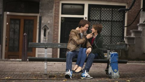 """<strong>Best:</strong> """"The Fault in Our Stars"""" was made into a movie, and the movie people got it right. That's not a guarantee with a book adaptation -- especially one as adored as """"TFIOS"""" -- so we cherish the times when it does happen. (The movie, starring Ansel Elgort and Shailene Woodley, was so awesome <a href=""""http://time.com/2962811/the-fault-in-our-stars-amsterdam-bench/"""" target=""""_blank"""" target=""""_blank"""">someone might have tried to steal this bench</a> in Amsterdam that appeared in a scene.)"""