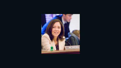Sen. Maria Cantwell