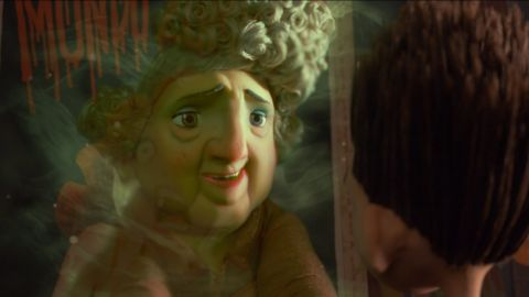 """In 2012, Stritch voiced the ghost of Norman's grandma in """"ParaNorman."""""""