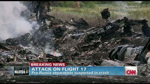 MH17 Robertson new day in Ukraine Earlystart _00001001.jpg